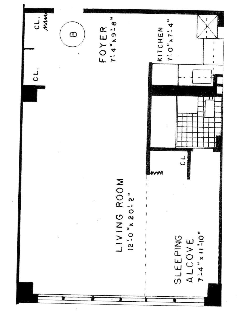 164-20 Highland Avenue #7B in Jamaica Hills, Queens
