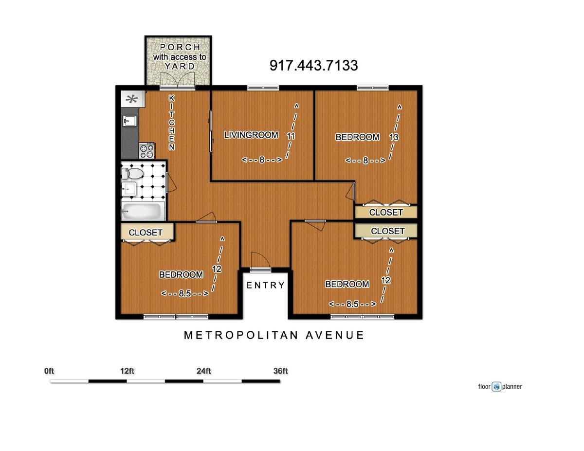 Streeteasy 877 Metropolitan Avenue In East Williamsburg