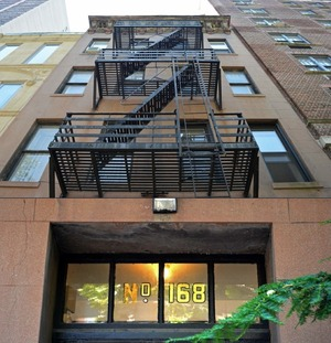 168 East 80th Street BUILDING