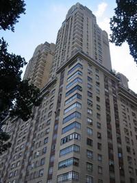 The Century Condominium at 25 Central Park West in Lincoln Square