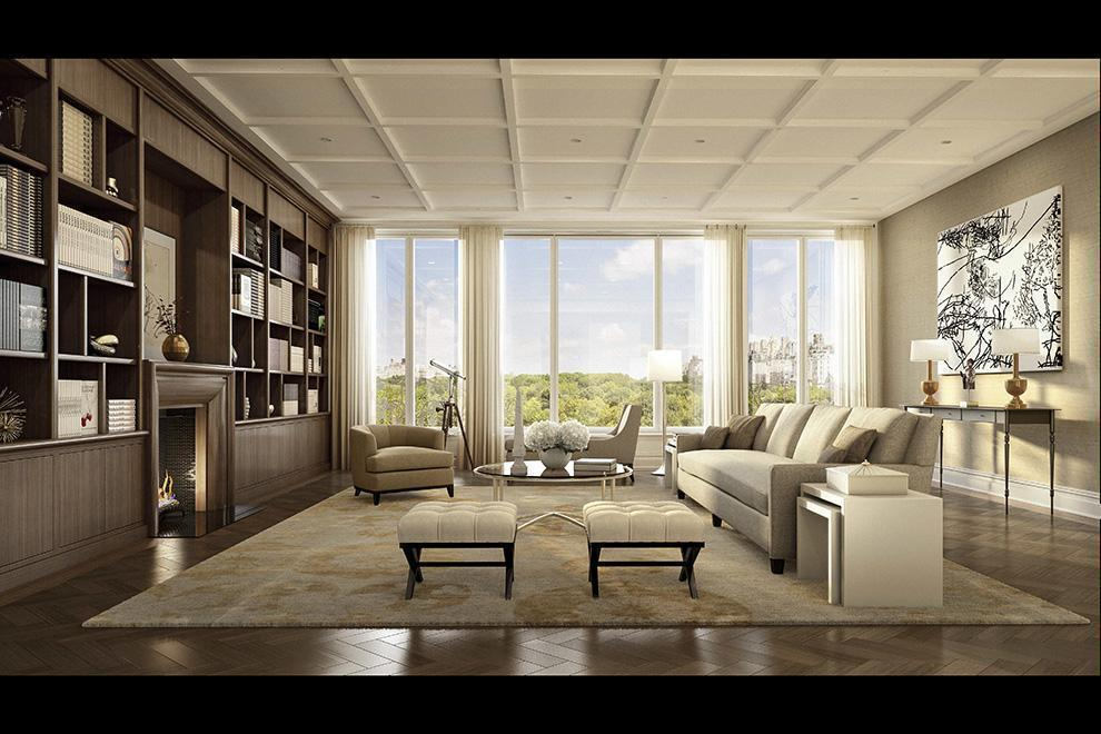 22 Central Park South 2ND-FLOOR