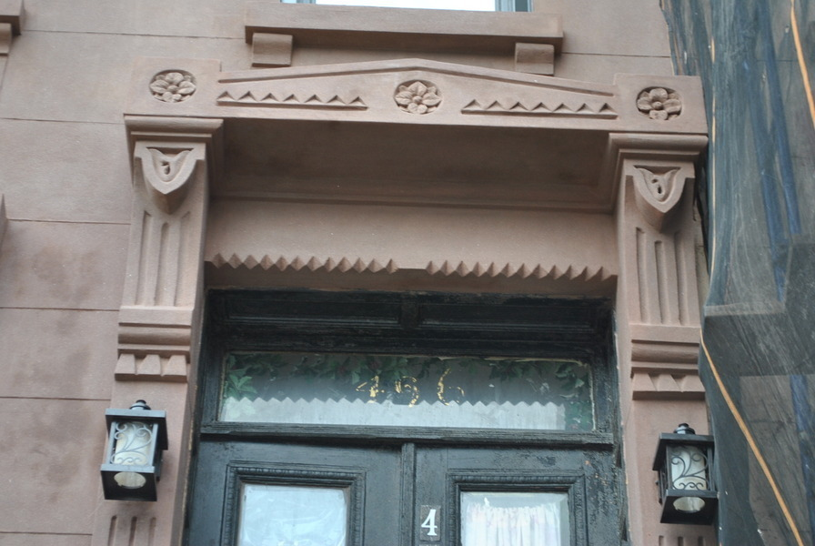 Gorgeous 2 Family brownstone ! excellent condition with original details and central air !