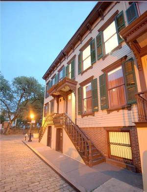 18 Sylvan Terrace TOWNHOUSE