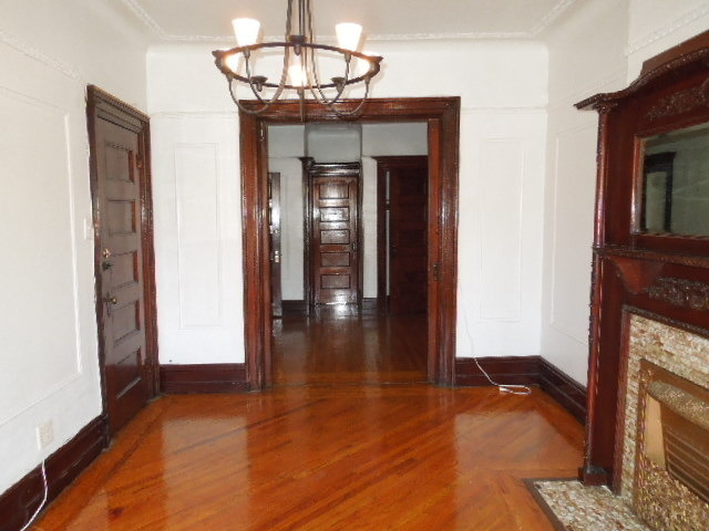 CHARMING 3 BEDROOM TOP FLOOR OF BROWNSTONE STEPS FROM 2,3,4,5&S TRAINS