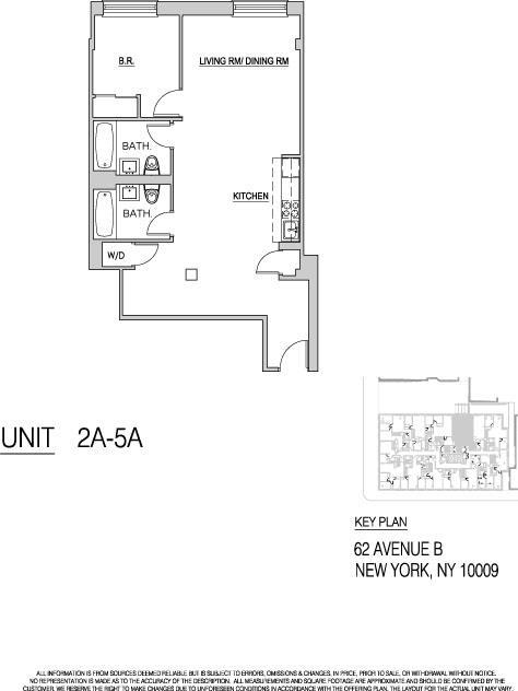 62 Avenue B