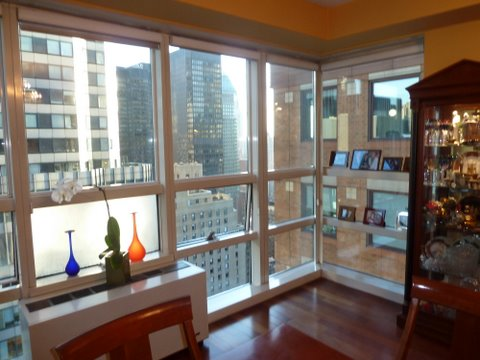 Metropolitan Tower Renovated 1 bdrm +