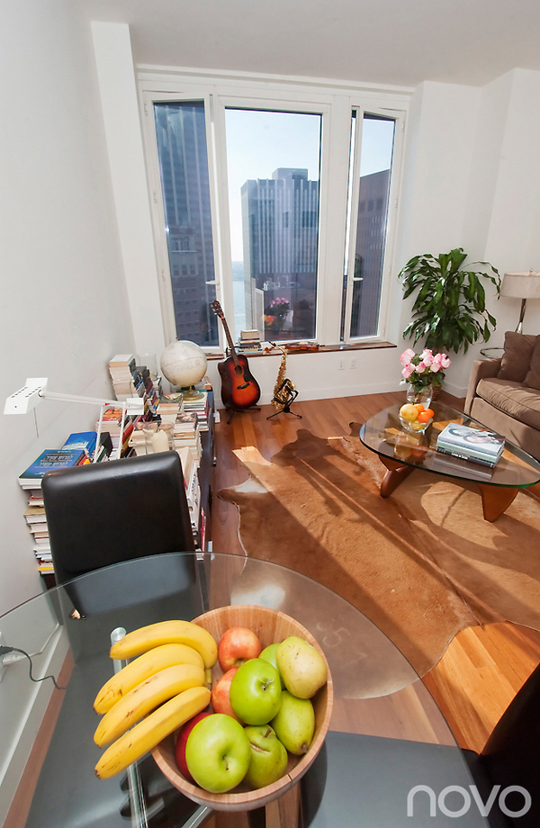 Stunning High Floor WBH 1 Bedroom