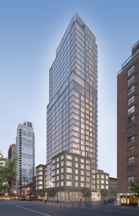 Halcyon at 305 East 51st Street in Turtle Bay