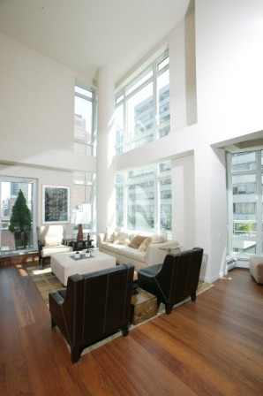 1 Bed/1.5 Bath in Upper East Side w/ 2 Balconies, Solarium, W/D - No Fee
