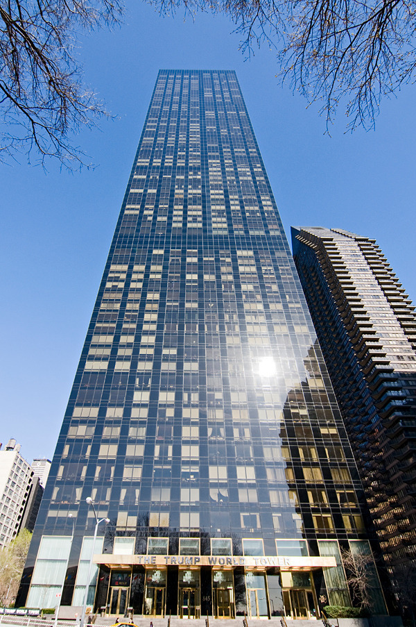 Streeteasy trump world tower at 845 united nations plaza for Trump tower jersey city rentals