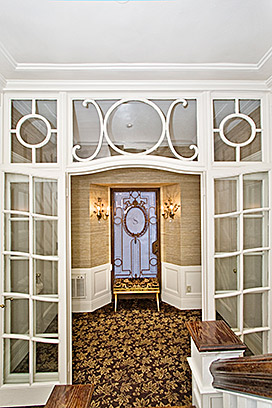 Rare 26' Elevator Mansion Facing the Hudson River