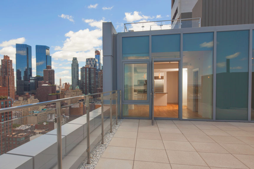 Instrata at Mercedes House at 554 West 54th St. in Midtown ...