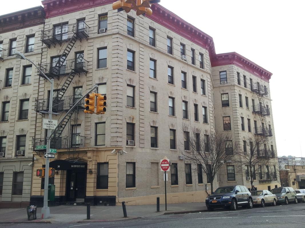 36 Convent Avenue #20