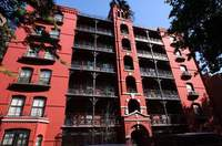 Cobble Hill Towers at 431 Hicks Street in Cobble Hill
