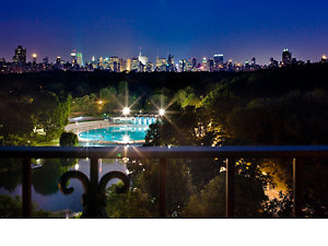 Direct Central Park Views!