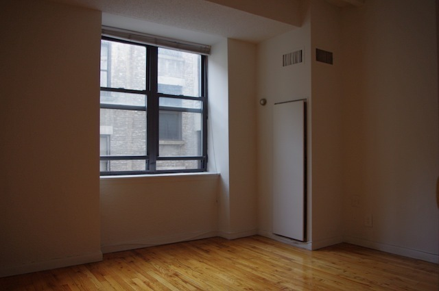 Converted two bedroom at 160 Bleecker St.