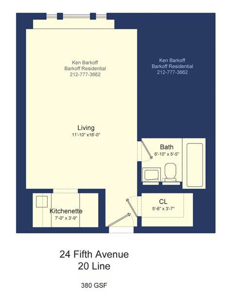 24 Fifth Avenue