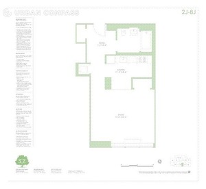 floorplan for 303 E 33rd Street