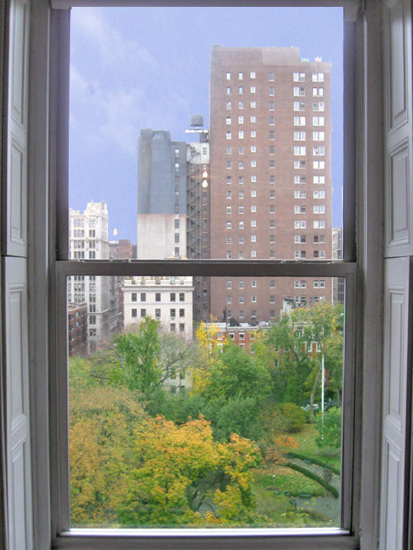 Direct Gramercy Park Views