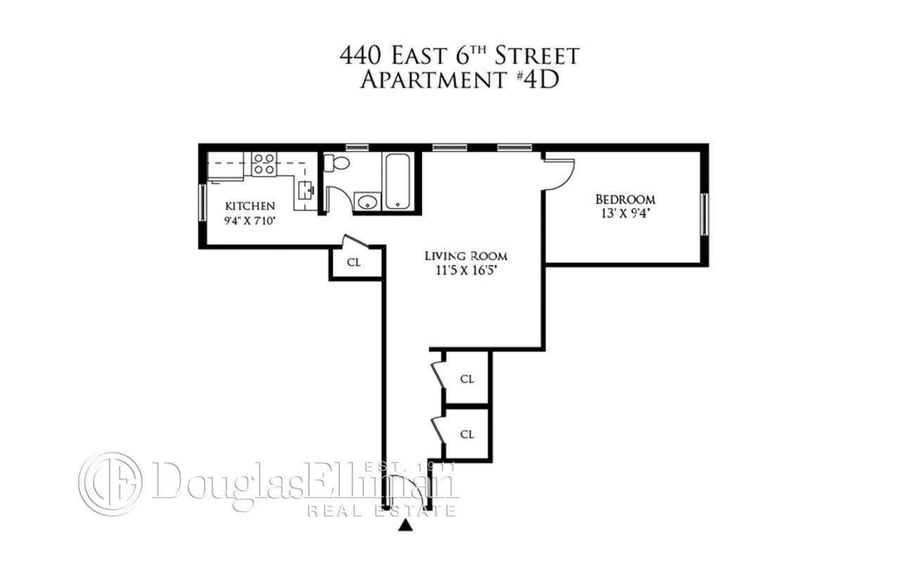 440 East 6th Street #4D
