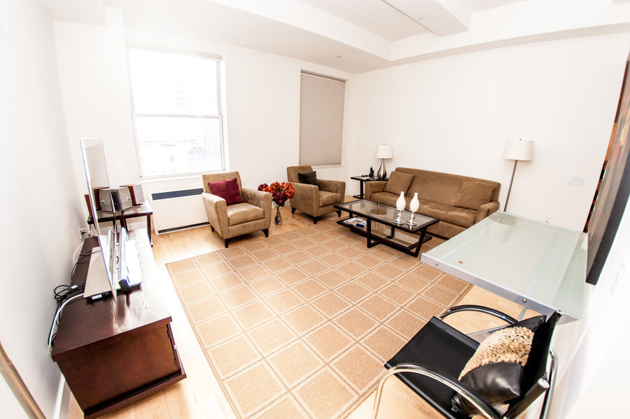 Fully-Furnished Loft Style Living in Fidi