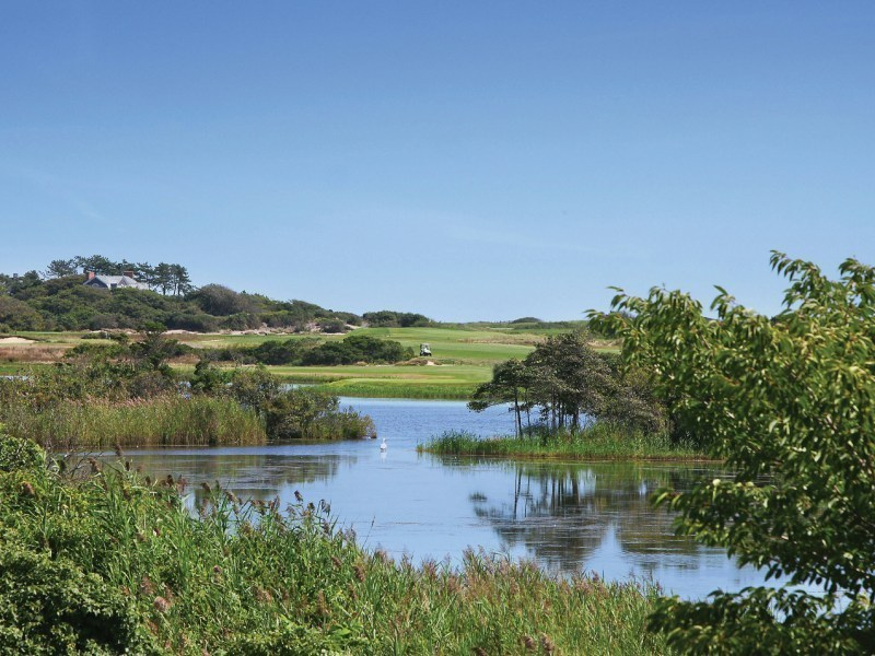 Breathtaking Water and Golf Course Views