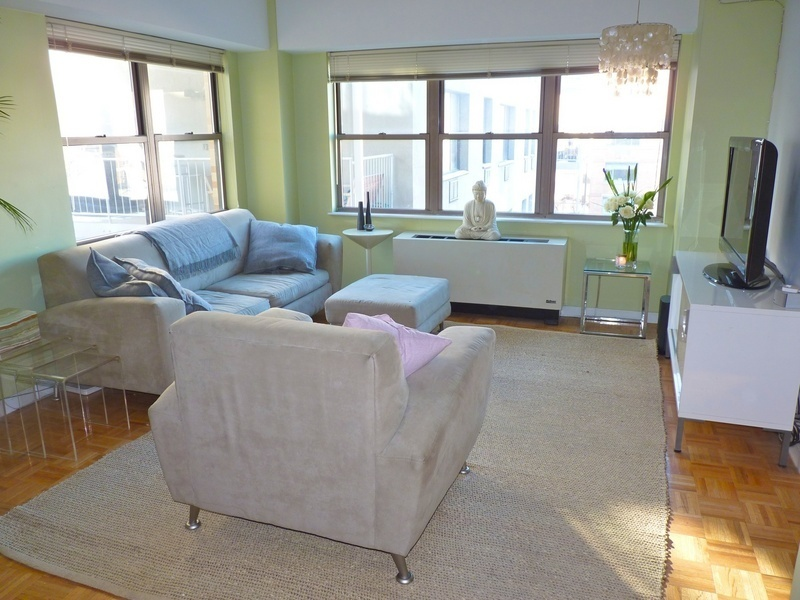 New HIGH FLOOR 1-Bed Listing @ The Highline, 756 Washington - 24hr Doorman; Pets Ok; Stainless Steel Appliances! NO FEE