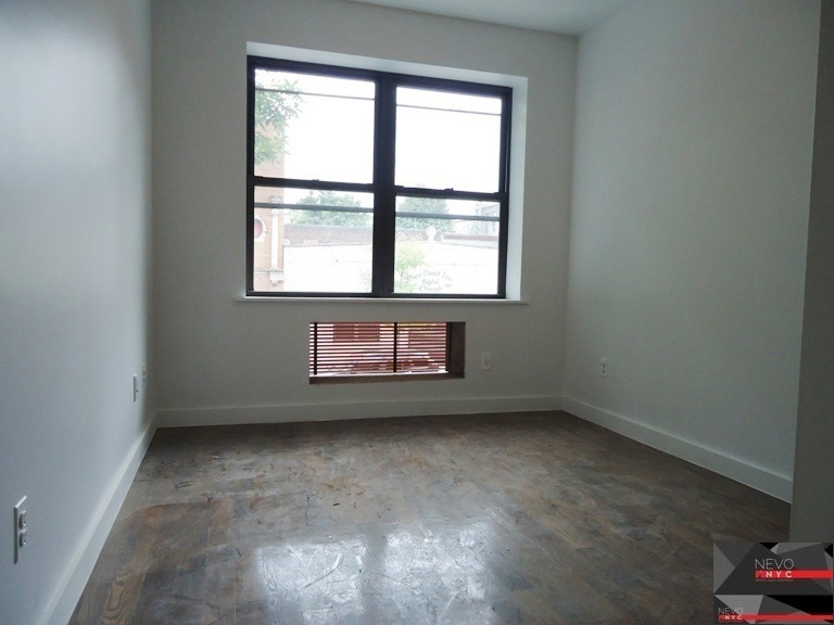 Brand new building ~ 1BR FLEX 2BR ~ LAUNDRY ~ A,C,G TRAIN ` NO FEE