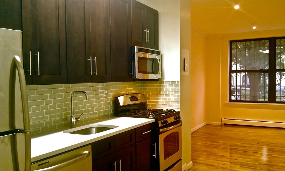 Facing Central Park, Brand New 2BR Condo