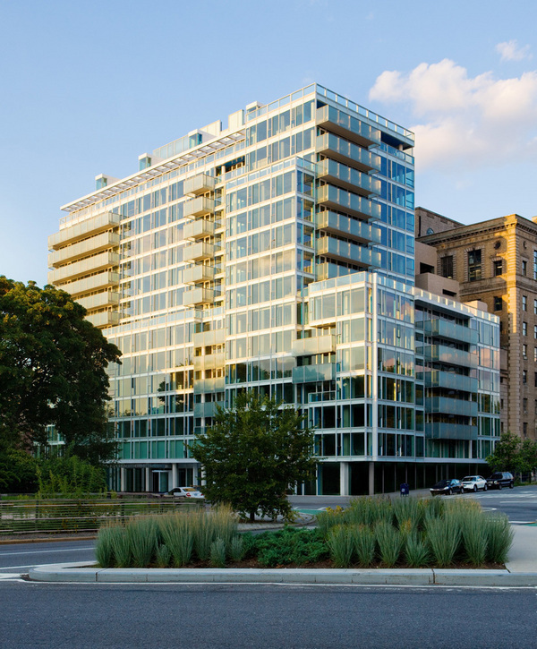 Richard Meier on Prospect Park