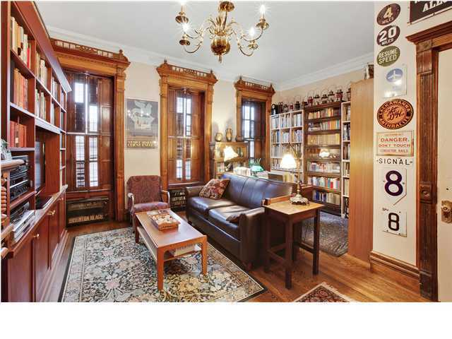 Mount Morris Park Brownstone Gem