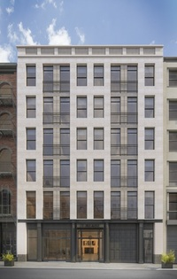 Reade Chambers at 71 Reade Street in Tribeca