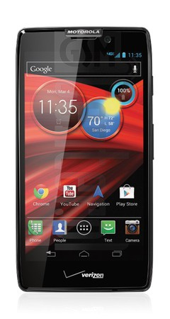 how to download photos from droid razr to pc