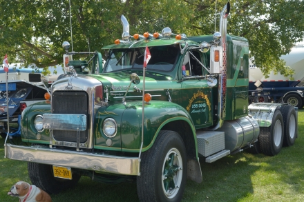 Athens Antique Truck Show Today S Trucking