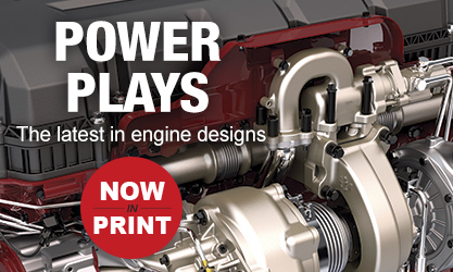 IN PRINT -- Power Plays: A look at 2017 engines | Today's