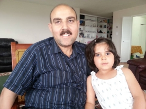 """Syrian driver in waiting: """"I don't want to be idle""""(Today's Trucking, July 7/17)"""