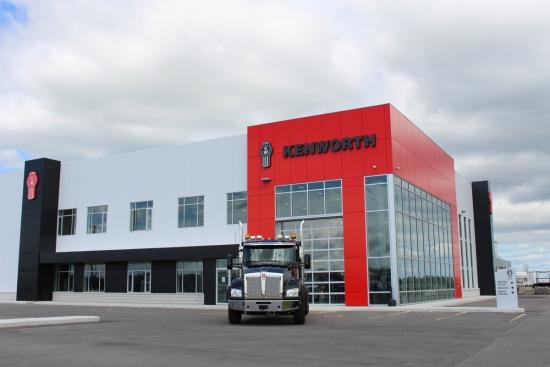 Overhead Crane Repair Kansas City : Kenworth ontario moves ottawa area dealership today s