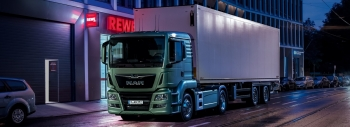 Volkswagen already has experience in electric powertrains. Its MAN nameplate recently launched the eTruck in Europe.