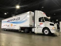 Run on Less sponser truck