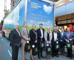 VANCOUVER, BC - One of the country's largest grocery retailers is going electric.  Loblaw Companies was joined last week by the Honourable Catherine McKenna, Federal Minister of Environment and Climate Change, to unveil a fully-electric Class 8 truck, made by United States manufacturer BYD.