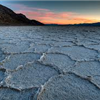 Badwater at sunrise group run