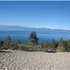 Lake Tahoe View by the Flume Trail