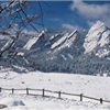 Flat Irons Winter