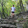 Herman's Steps - 20 mile course