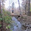 Crossing Garden Gulch