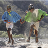 running with Tarahumara