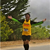 Even Endorphin Dude loves Lake Merced!