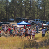 Reuter Trailhead, Start/Finish Line