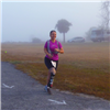 Amazing athlete, Kelly Luckett 50k Finisher 2013