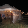 Mile 95 aid station